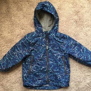 Gap shark jacket